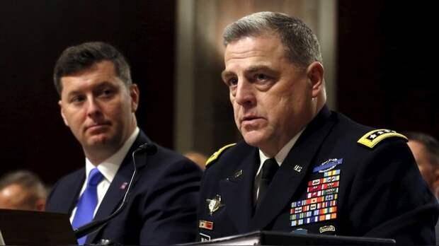 Американский генерал: Россия превосходит США по мощи вооружений
