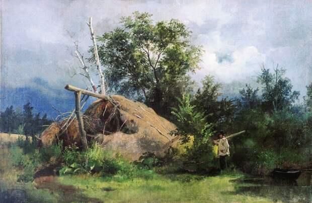 Иван Шишкин и личные драмы, которые довели художника до отчаяния