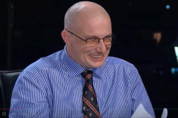 Новая провокация: грузинский журналист Тавхелидзе назвал Россию болотом