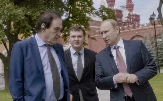 Американский журналист Майкл Бом высмеял Путина в свежем интервью
