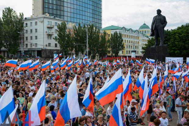 Экс-премьер ДНР Бородай предсказал ближайшее будущее Донбасса