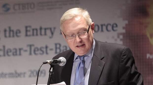 Замглавы МИД РФ назвал санкции США ударом для двусторонних отношений