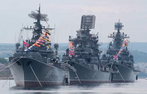 """Еженедельник """"ВПК"""": по кораблям Россия сейчас находится на уровне Южной Кореи"""