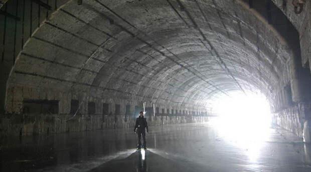 База в Павловском: секретное убежище атомных подлодок на случай ядерной войны