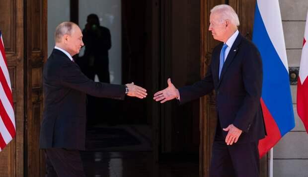 Москва и Вашингтон проверили пристрелку боем