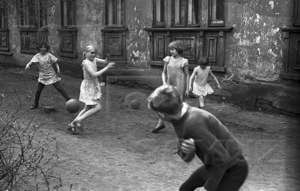 5 самых популярных активных уличных игр прошлого столетия