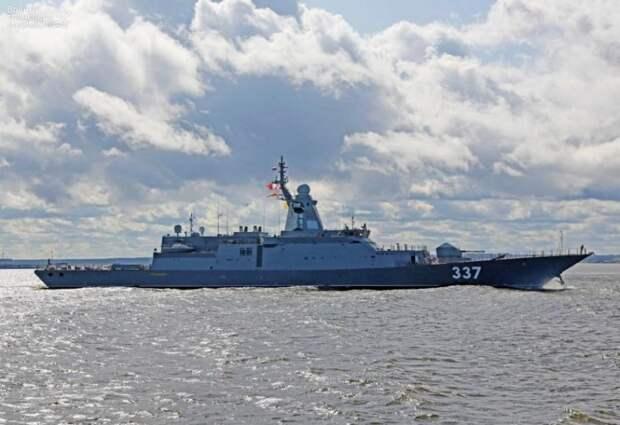 Что ищет Тихоокеанский флот России в краю далёком?