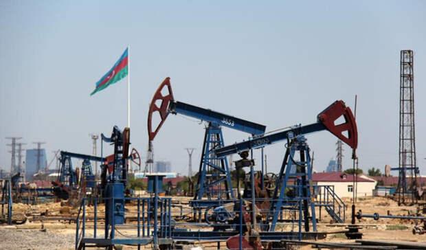 Стоимость азербайджанской нефти достигла максимума загод