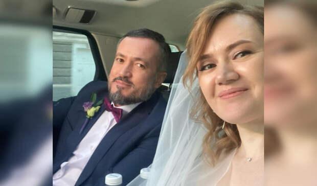 Координатор штаба Навального в Уфе Лилия Чанышева вышла замуж