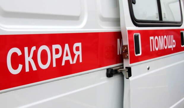 КамАЗ придавил микроавтобус с детьми: пятеро погибших
