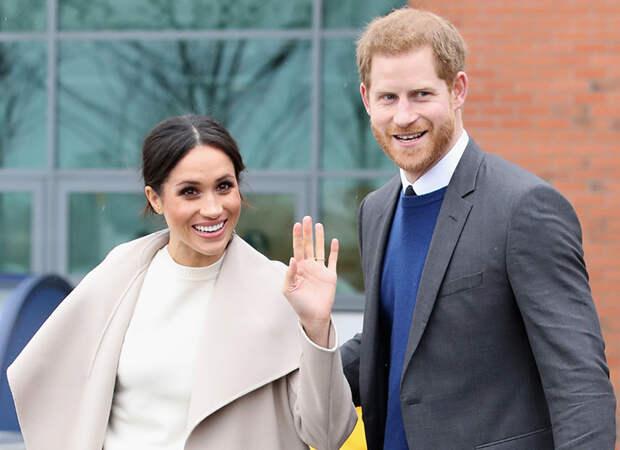 Тонкий намек: почему принц Гарри и Меган Маркл подписались в Instagram только на один конкретный аккаунт