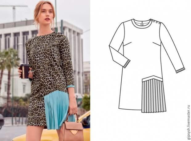 Вдохновимся на платье?