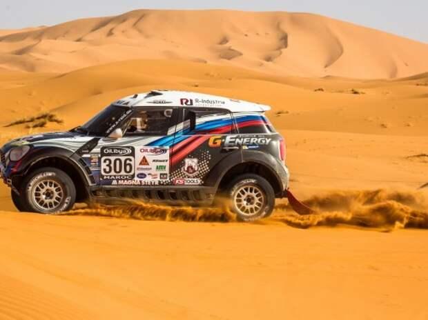 Ралли-рейды: испытание марокканскими пустынями