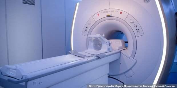 Ракова: Новое медоборудование поднимет диагностику на качественно иной уровень. Фото: Е.Самарин, mos.ru
