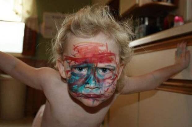Растить детей — это очень весело!