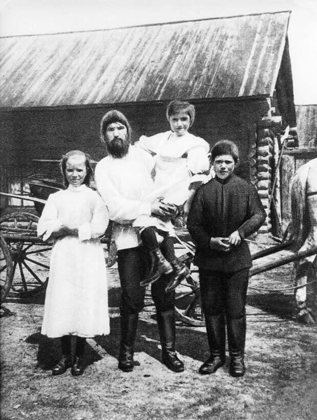 Как сложилась судьба потомков Григория Распутина