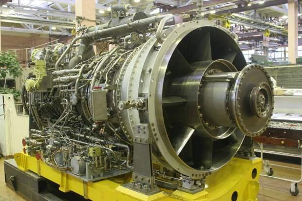 В России началось тестирование двух новых газотурбинных морских двигателей
