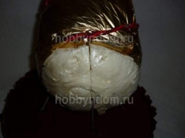 рог изобилия из конфет (16)