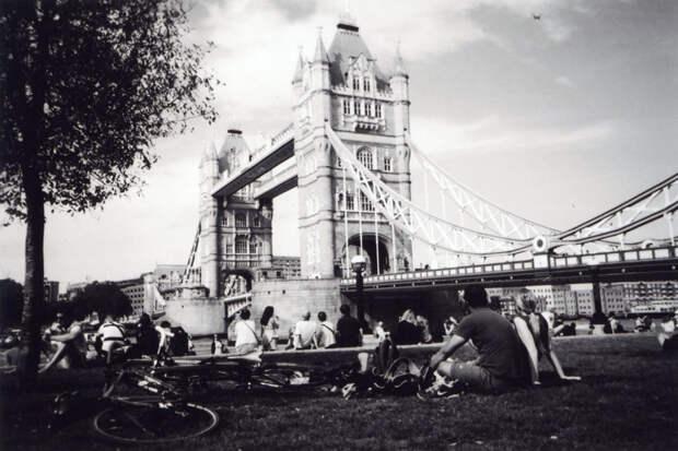 Фотоработы бездомных в Лондоне