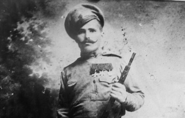 Василий Чапаев: как он воевал в Первую мировую