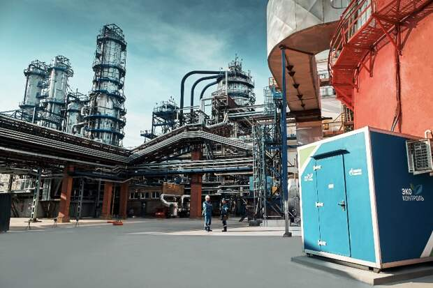 Московский НПЗ принял участие в обсуждении вопросов экологии ЮВАО