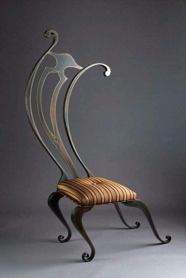 Кривые стулья креативная, кривая, мебель, смешная, странна, фантастическая