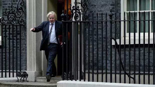 """""""Я был за США, больше это не так"""": британские лорды избивают Америку"""
