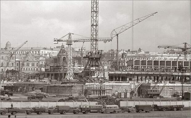 Москва 60-х