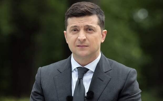 Зеленский как политик и президент был зачат искусственно