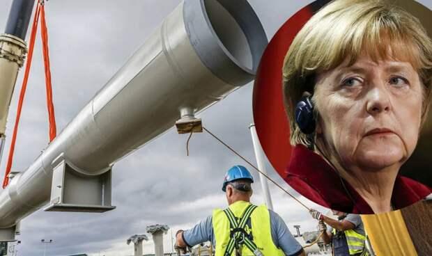 «Газпром» прикрутил краник поставок в Евросоюз