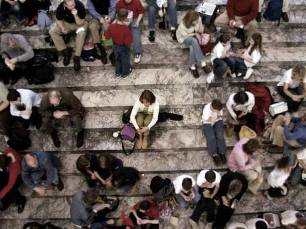 Социофобия и жажда общества