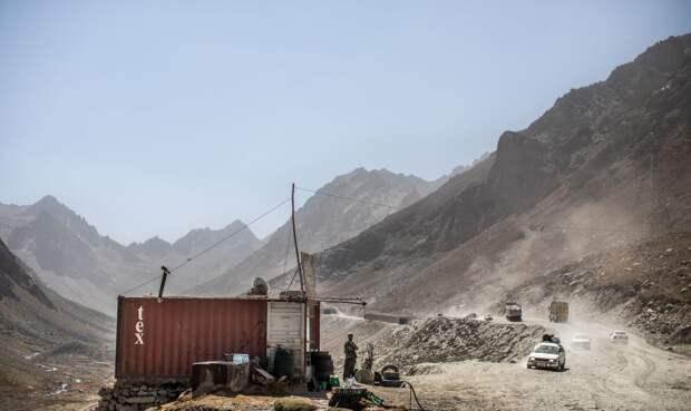 Афганистан и проблемы региональной безопасности