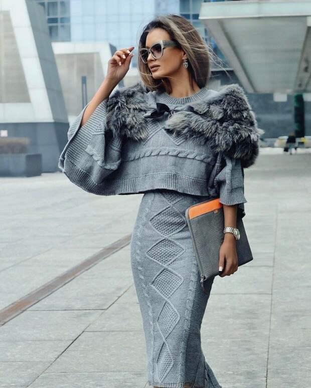 Весенние теплые юбки: что в моде и с чем сочетать в сезоне 2021