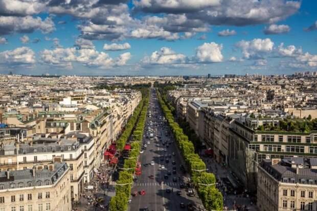 10 известных улиц мира, которые стоит увидеть воочию