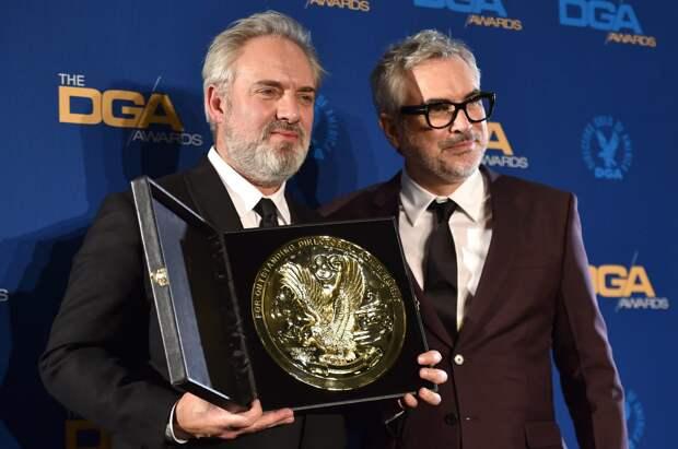 Сэм Мендес признан постановщиком года по версии Гильдии режиссёров Америки