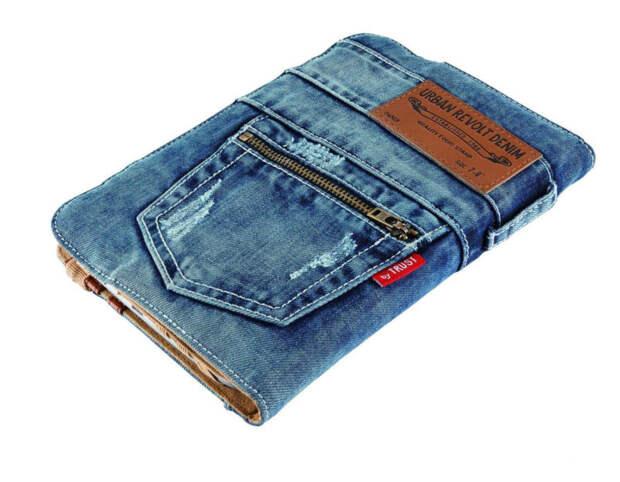 Нетривиальные джинсовые переделки