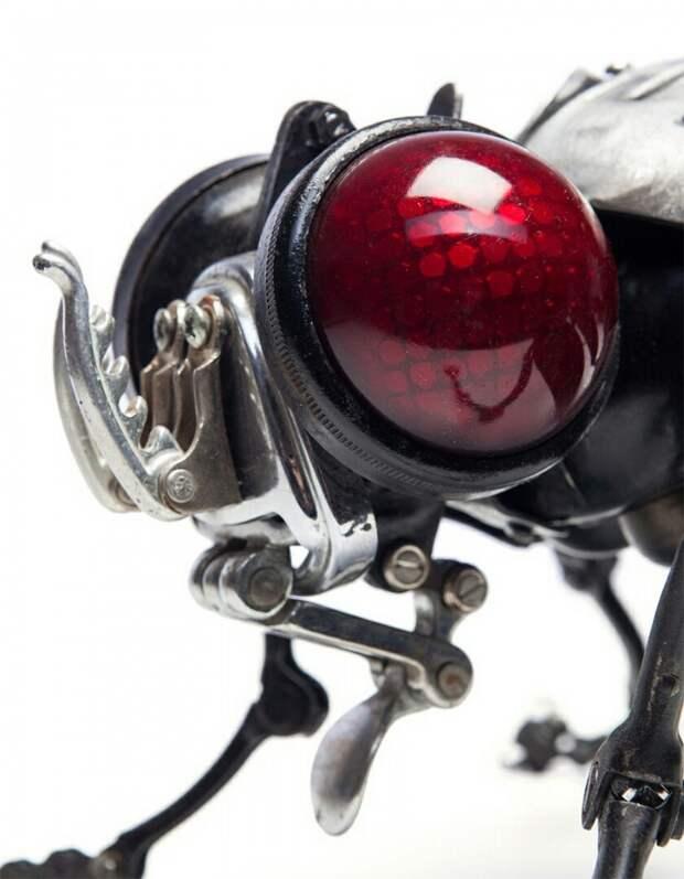 Механические насекомые