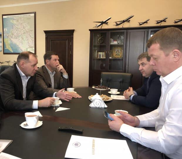 Реализацию нацпроекта «Безопасные и качественные автомобильные дороги» на Кубани обсудили в региональном министерстве транспорта и дорожного хозяйства