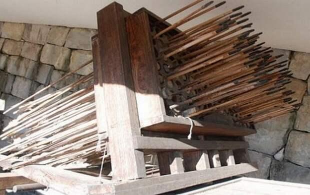 Древнее оружие о котором вы вероятно не слышали