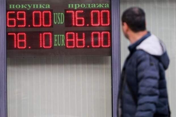 Курс рубля недооценён ибудет укрепляться— Минэкономразвития