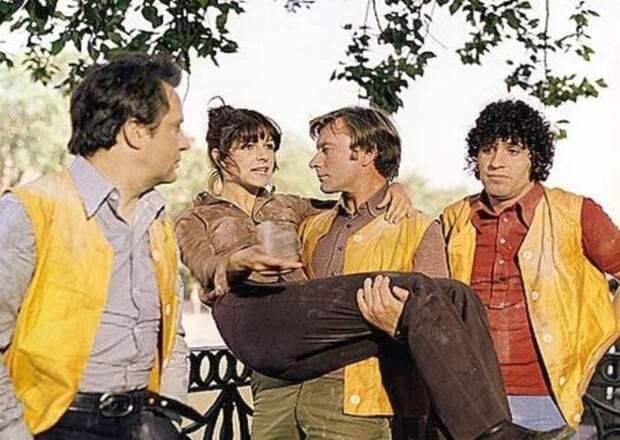 Как сложились судьбы итальянских актёров из фильма «Невероятные приключения итальянцев в России».