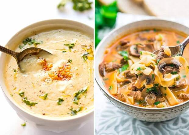 Вкусный суп за полчаса: 7 отличных рецептов со всего мира
