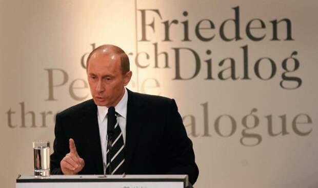Как Путин «пляшет под дудку Запада, выполняя его команды»