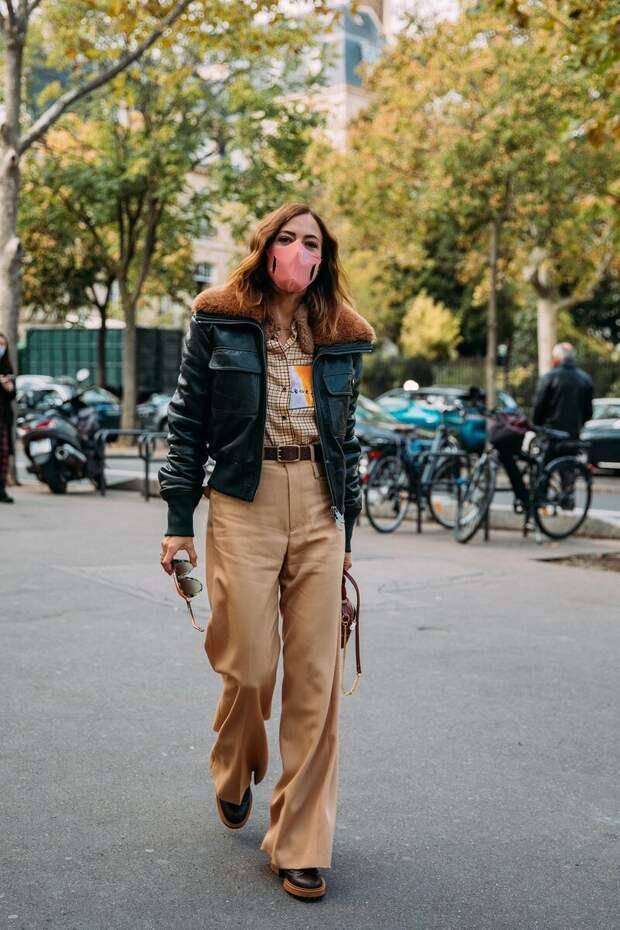 Самые модные сочетания одежды на осень, о которых стоит знать