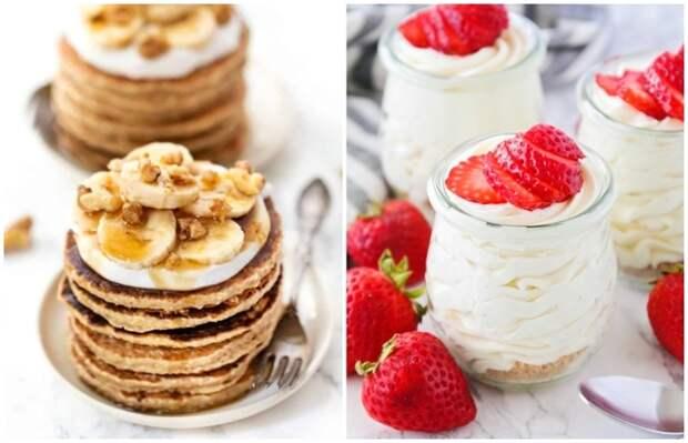 7 десертов, которые запросто можно приготовить за четверть часа