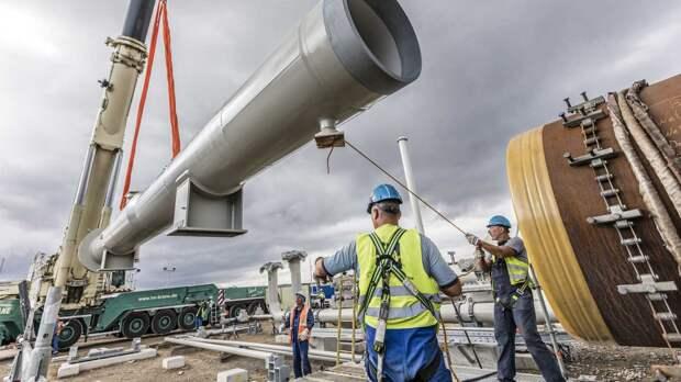 """Сроки завершения строительства """"Северного потока-2"""" назвали в Госдуме"""