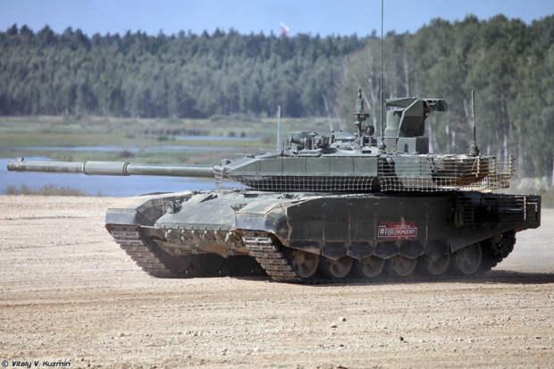 «Смертоноснее иживучее»: американские эксперты оценили российский танк Т-90М