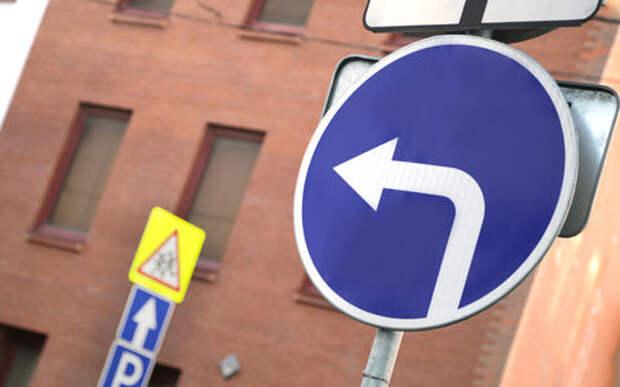 «Неудобный поворот»: власти Москвы сделают новый выезд на Ленинский проспект с Садового