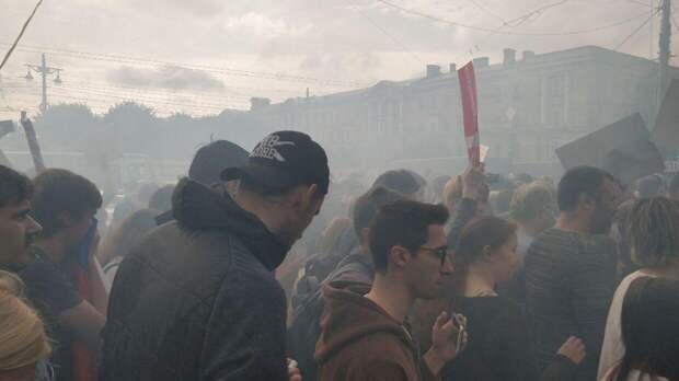 """Объявившие """"экстренный"""" митинг Волков и Жданов намеренно идут на обострение"""