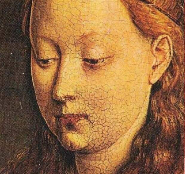 Найдена икона Божьей Матери, у которой обнаружили температуру и пульс.